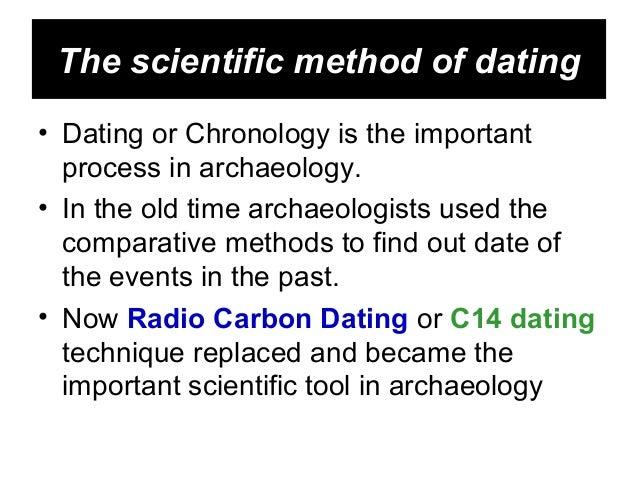 Cosmogenic dating archaeology magazine