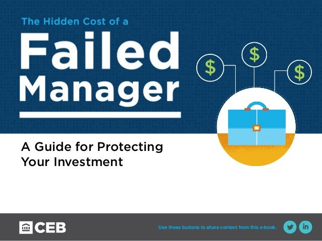 Use these buttons to share content from this e-book. A Guide for Protecting Your Investment