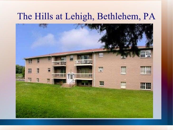 The Hills at Lehigh, Bethlehem, PA