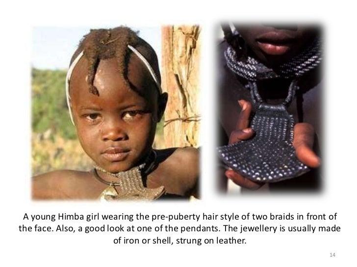 Himba tribe beautiful woman