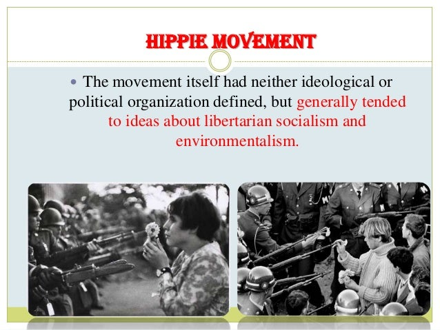 a description of the hippie movement started in san francisco california The hippie movement started in san francisco california and during the 1960s a radical group called the hippies shocked america with their alternative lifestyle and radical beliefs green and brown colors.