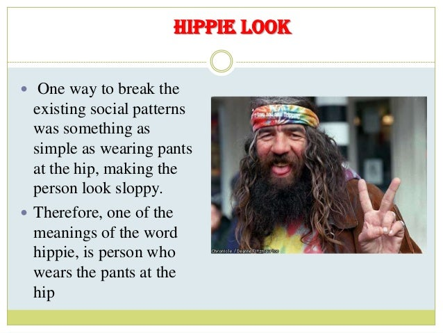 An overview of the lifestyle and radical beliefs of the hippie culture