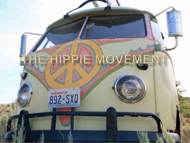  The 1960's hippie counter culture movement involved a variety of social concerns and beliefs. The hippies' primary tenet...