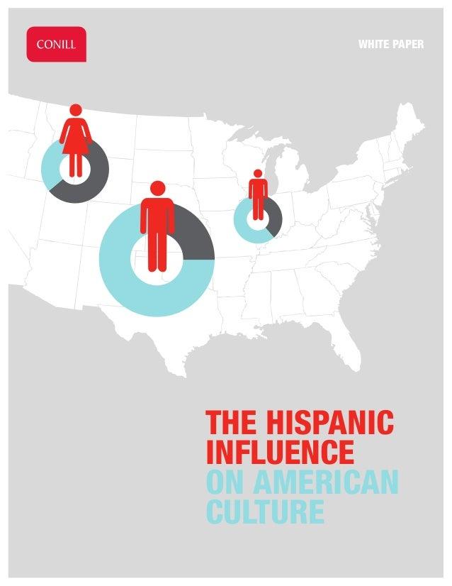 hispanic influence on american culture