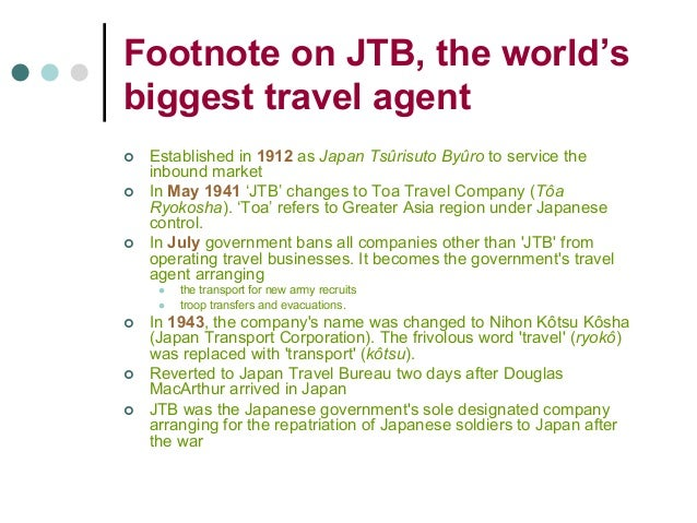 historical development of tourism in the world