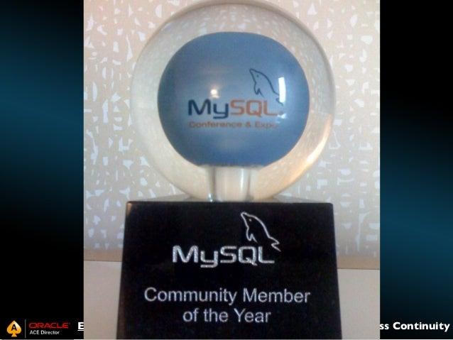 EffectiveMySQL.com - Performance, Scalability & Business Continuity