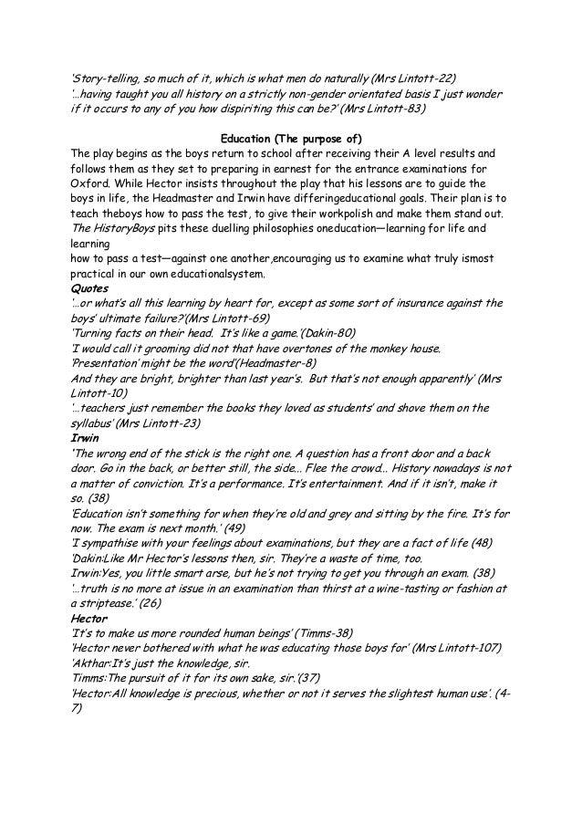this boys life essay