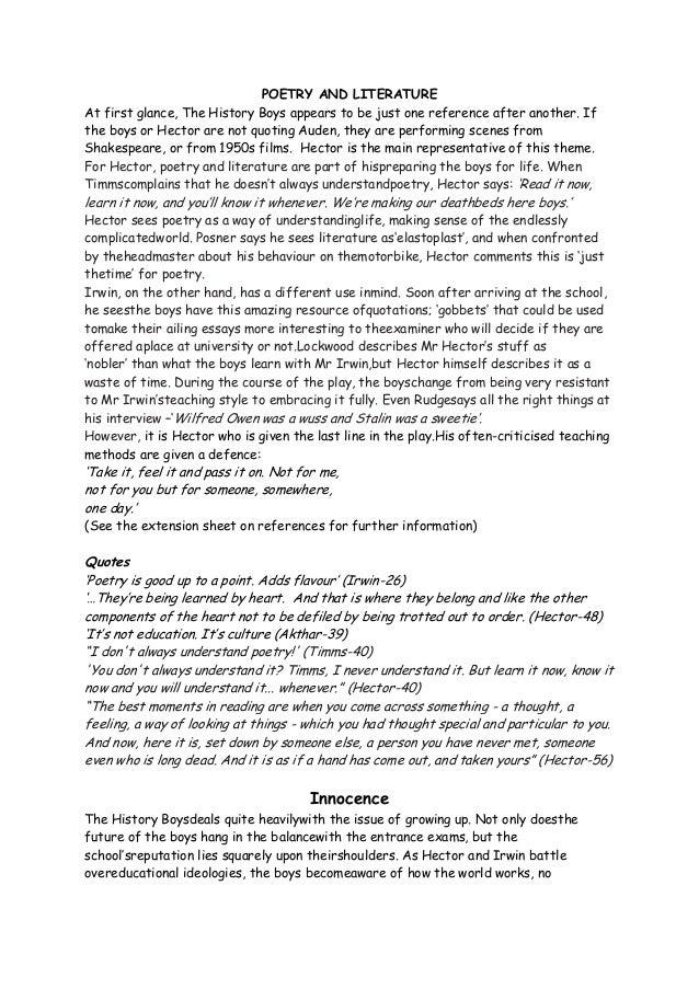 Gobbet Essay Examples - image 10