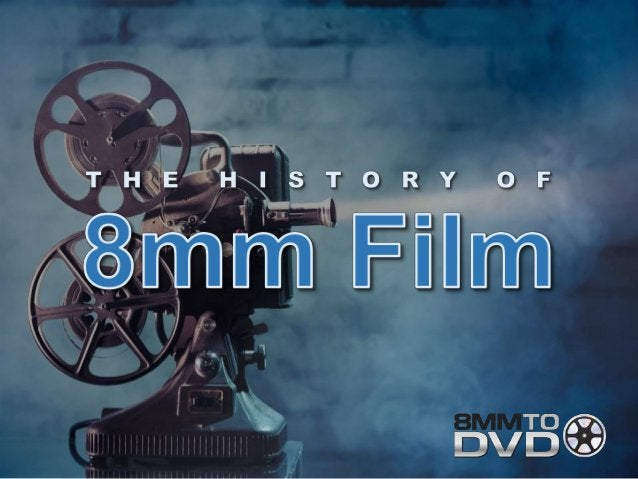 In an age where nearly every phone has the ability to capture video, it can be hard to appreciate the impact that 8mm film...