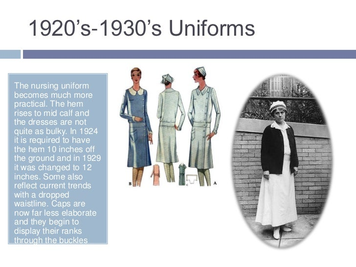 History Of Nursing Uniform 96