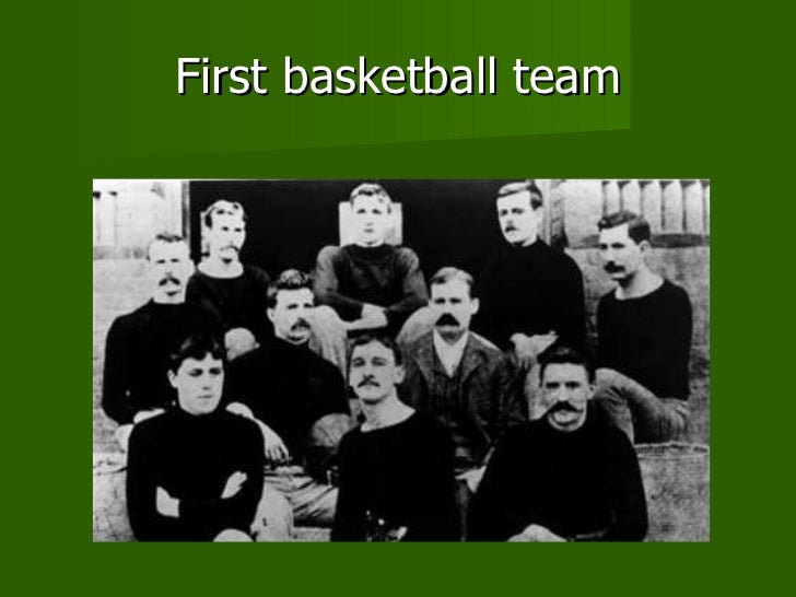 "the history of basketball in america Free essay: history of basketball ""according anywhere from australia to the  united  aspects of the games included today's basketball, american football,  and."