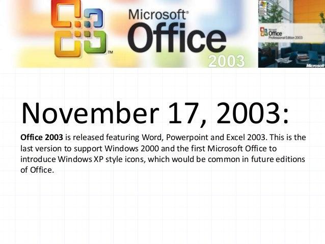 The history of microsoft office for Bureau word origin