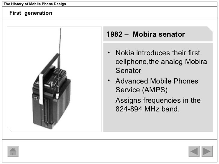 history of mobile phones pdf