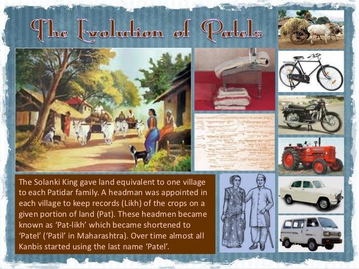 The Historyof Patidars