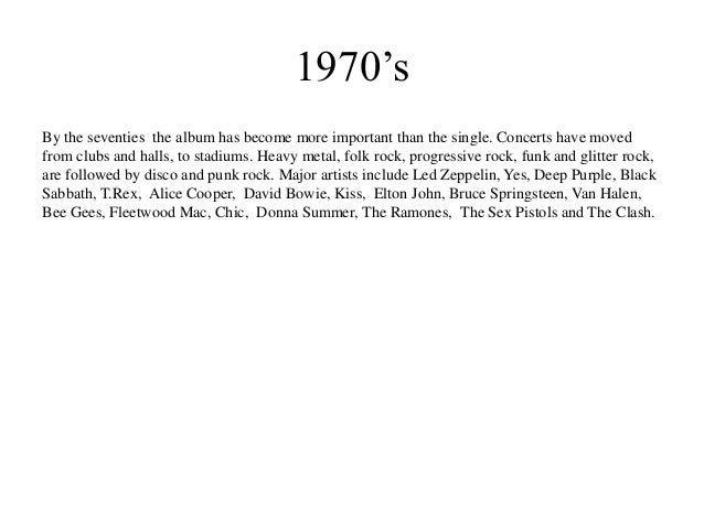 an introduction to the history of rock music Introduction in the late 1960s, serious critical engagement with rock music was rare though the beatles and the rolling stones had already taken america by storm history of twentieth-century american religion 2010), ix 17 douglas e cowan and david g bromley, cults and new religions: a brief history.
