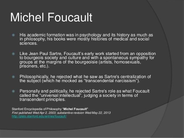 Foucault history of sexuality vol 1 summary