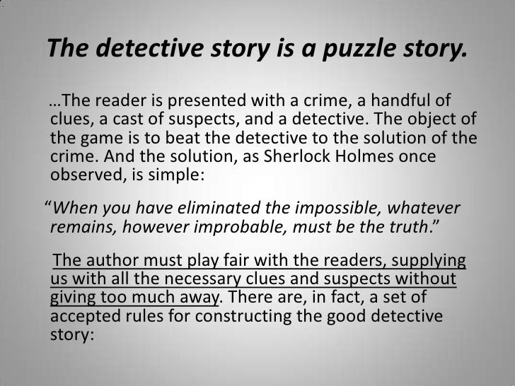 History Of The Detective Story 728 Cb Medical Mystery What Turned Little