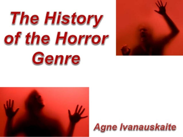 Horror is a film genre seeking to draw out both negative and emotional reactions from the  audience by playing on the audi...