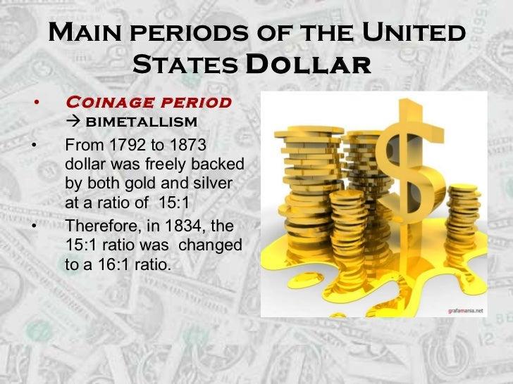 The History Of U.S. Dollar Slide 3