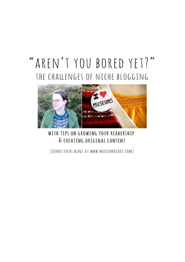 What is Niche Blogging?Before we talk about niche blogging, we should start by defining what nicheblogging is. We had a bit...