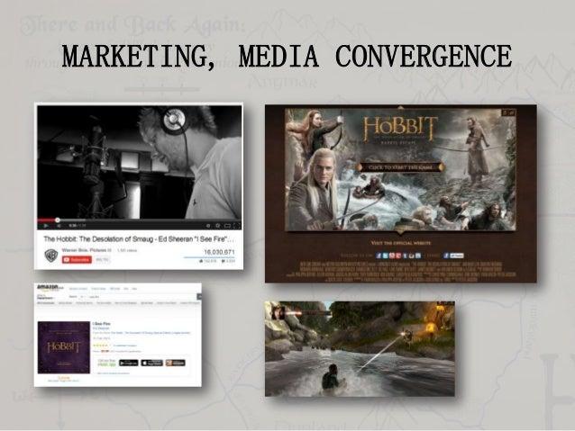 MARKETING, MEDIA CONVERGENCE