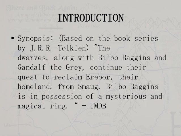The Hobbit The Desolation Of Smaug As Media Studies Rea