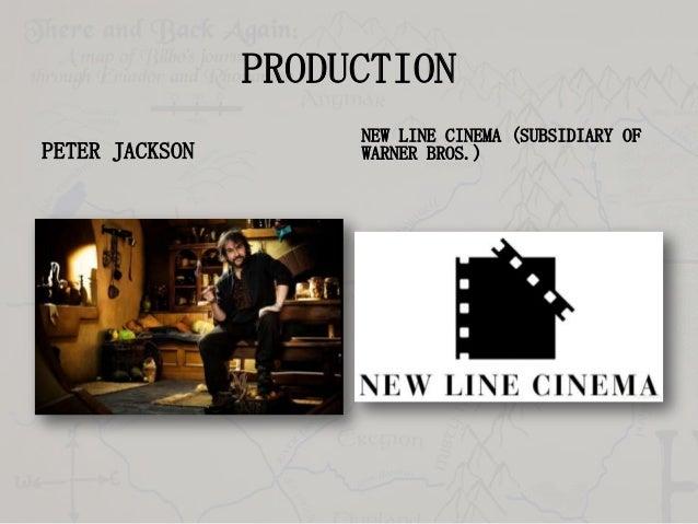 PRODUCTION PETER JACKSON  NEW LINE CINEMA (SUBSIDIARY OF WARNER BROS.)