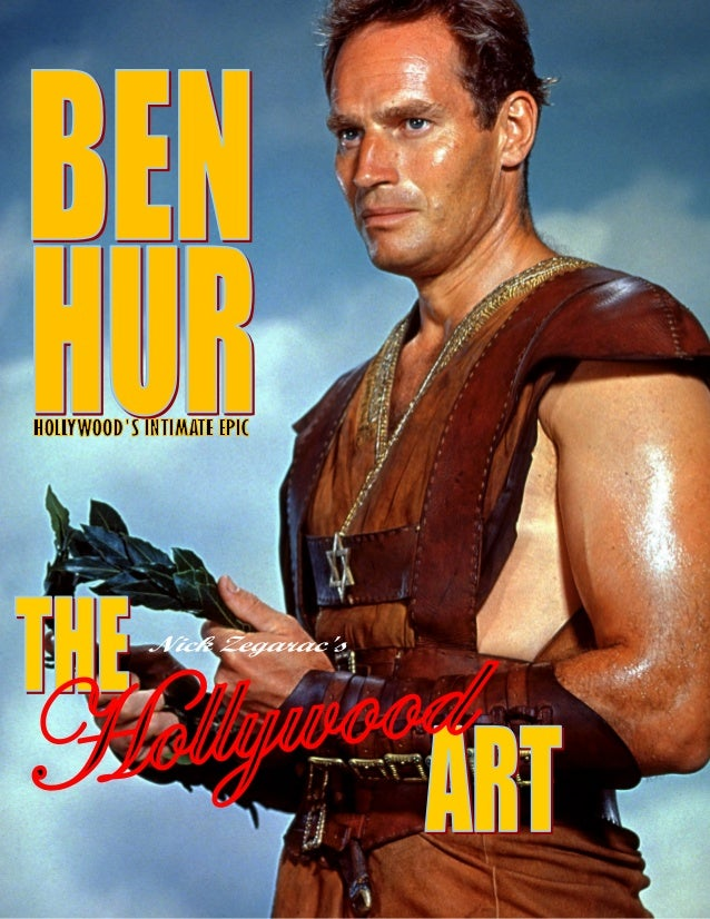 Hollywood's Intimate Epicby Nick ZegaracWhen it was released in 1959, the New York Times gave William Wyler's Ben-Hur a gl...