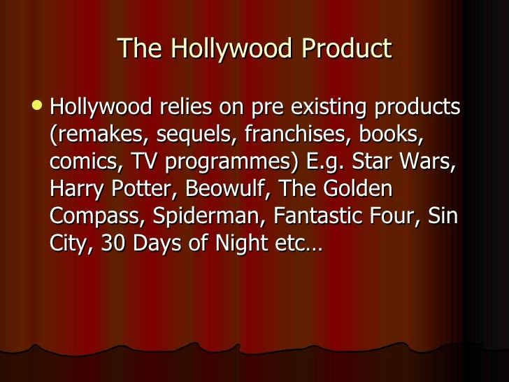hollywood studio system collapse The old and new systems of hollywood the collapse of the old studio system was not merely brought about by legal changes, but by social ones as well.