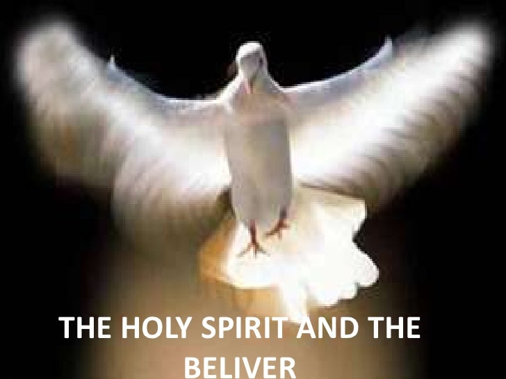 THE HOLY SPIRIT AND THE       BELIVER