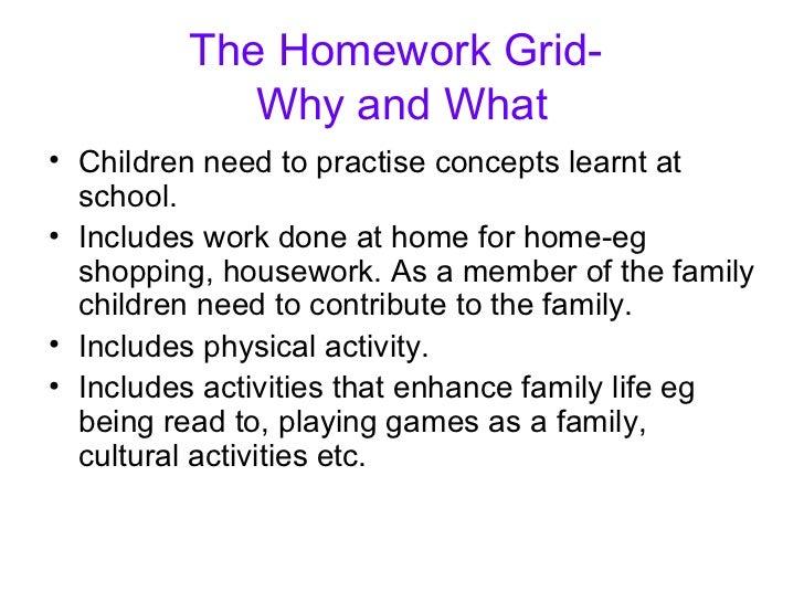 homework ian lillico