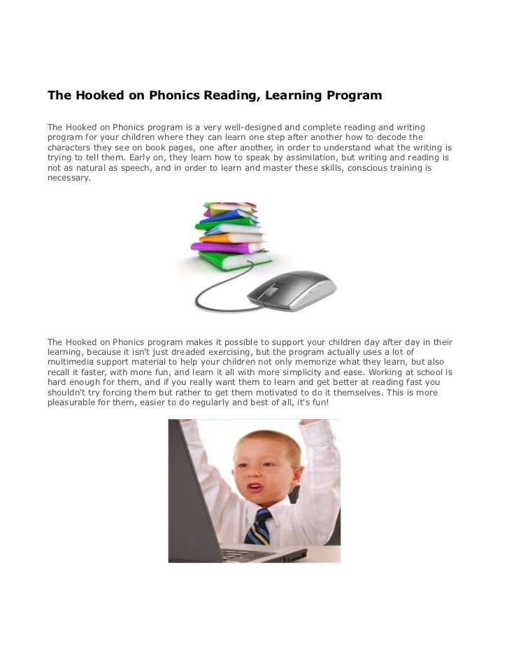 Review: Hooked on Phonics Learn to Read App