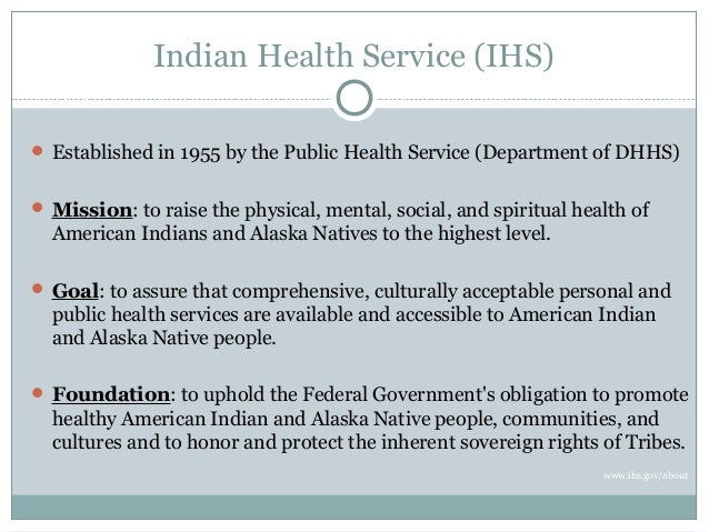 Affordable Care Act The Hope Of Native American Health