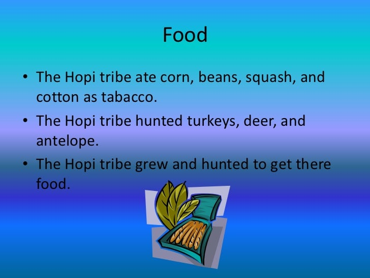 The Hopi Tribe