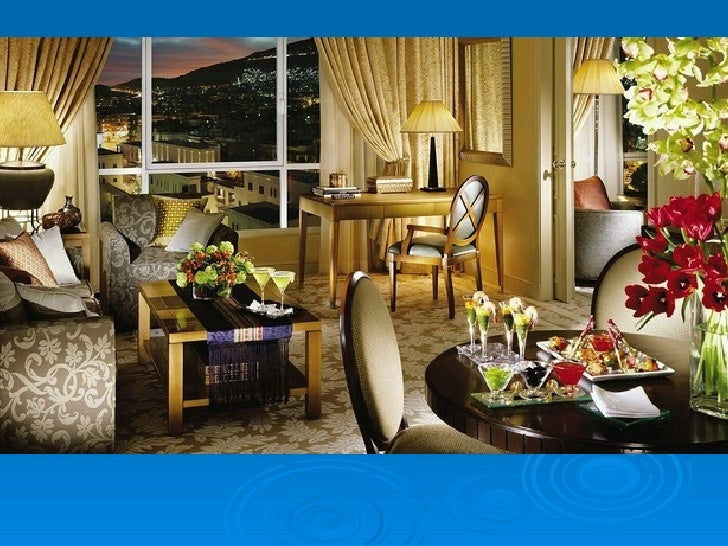 The hospitality industry – concepts, ideas and future