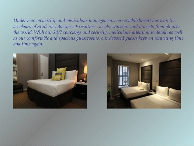 Short Term Stay Hotels New York City extended stay hotels NYC has
