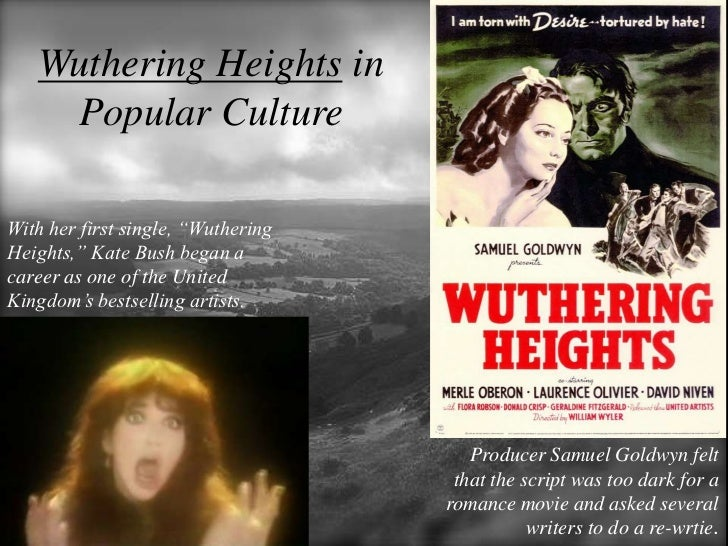 heathcliff wuthering heights the cultural parasite In my view, the `revenge' as enacted by heathcliff, (on cathy – and in fact, upon many  wuthering heights tom hardy and charlotte riley  from the darwinian perspective, culture does not stand apart from the genetically  it is, in other words, a story about a parasitic appropriation of resources that.