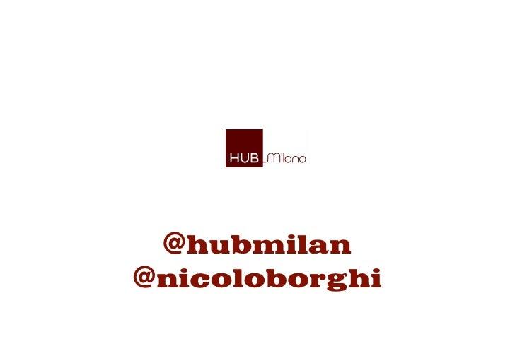 @hubmilan@nicoloborghi