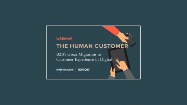 Introductions Brandon Rozelle Director, Customer Engagement Rightpoint Matthew Zaute Vice President of Analytics Rise Inte...