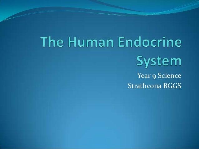 Year 9 ScienceStrathcona BGGS