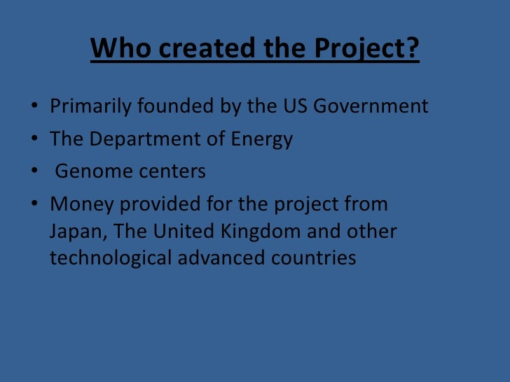 Project powerpoint.
