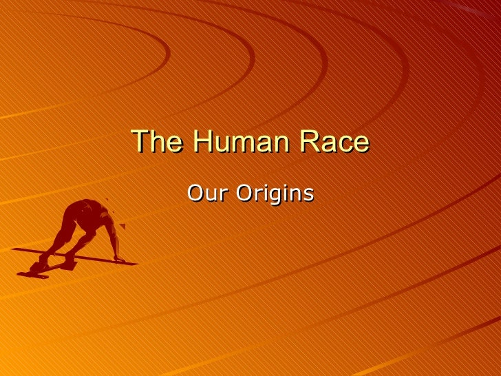 The Human Race   Our Origins