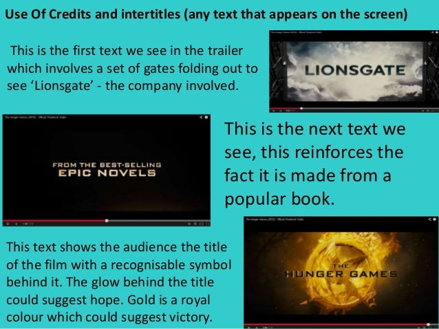 analysis of the hunger games The hunger games begins on the day of the reaping in district 12 katniss everdeen, the story's 16-year-old narrator, sets out to meet her friend gale so they can do.