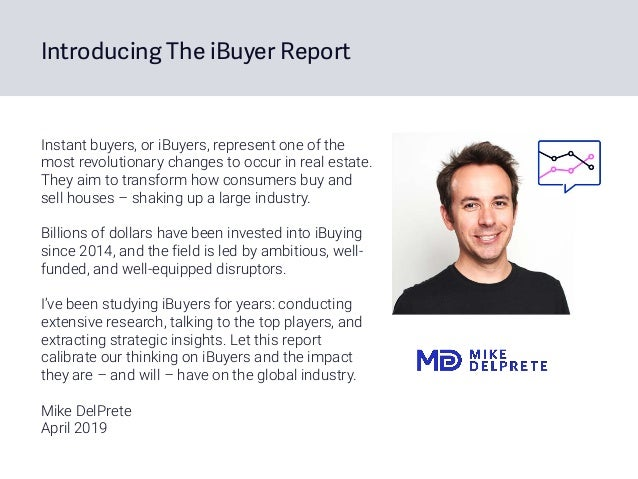 Instant buyers, or iBuyers, represent one of the most revolutionary changes to occur in real estate. They aim to transform...