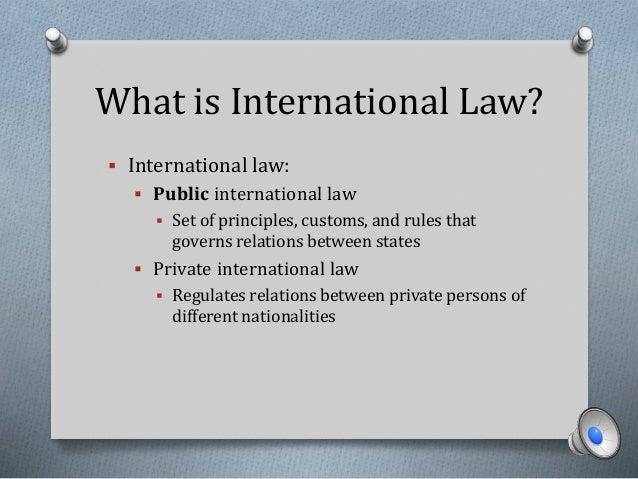 The ICJ Slide 3