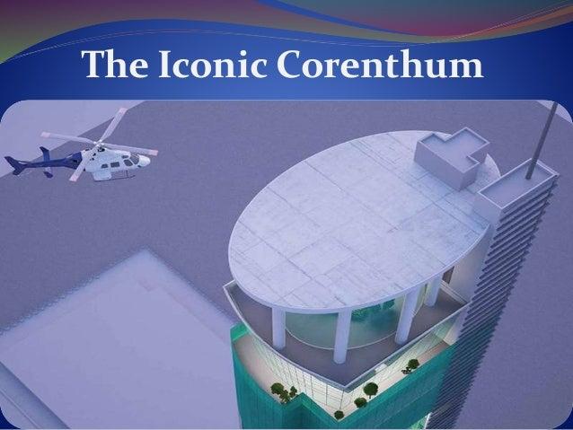 The Iconic Corenthum