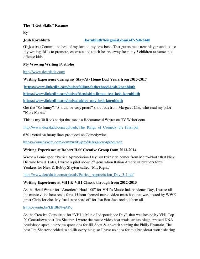The i got skills resume (9 26-17)
