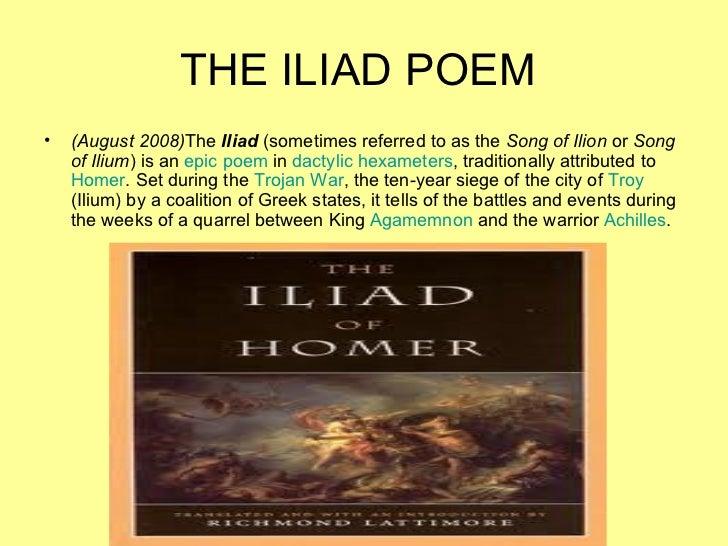 The Iliad by Homer, Caroline Alexander (translation)