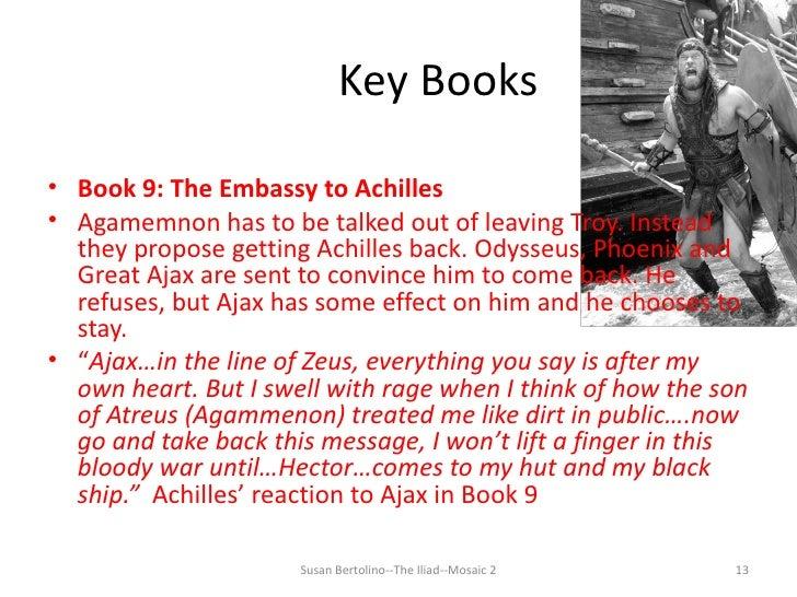 iliad book 18 achilles shield