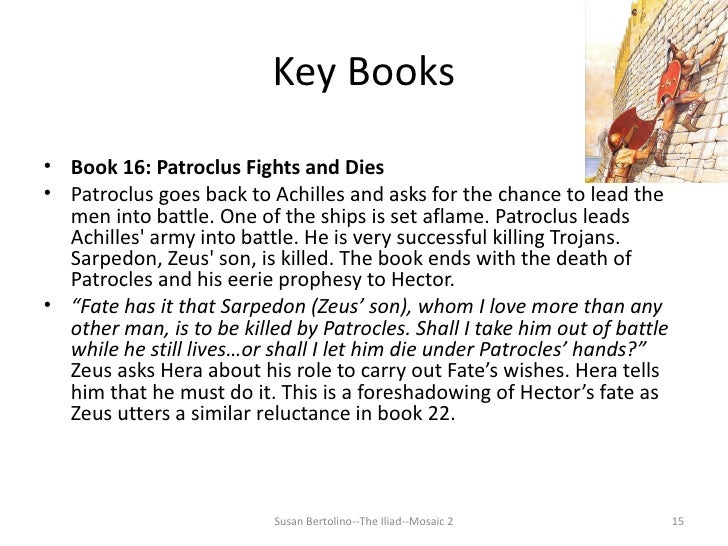 The Iliad Herioc Code